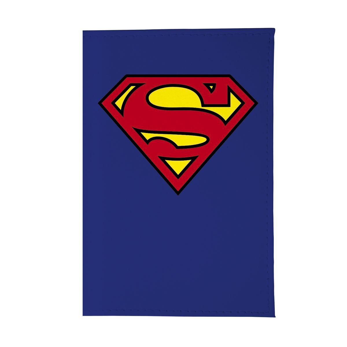 Обложка для автодокументов Супермен. AUTOZAM004W16-11135_914Стильная обложка для автодокументов Mitya Veselkov не только поможет сохранить внешний вид ваших документов и защитить их от повреждений, но и станет стильным аксессуаром, идеально подходящим вашему образу.Она выполнена из ПВХ, внутри имеет съемный вкладыш, состоящий из шести файлов для документов, один из которых формата А5.