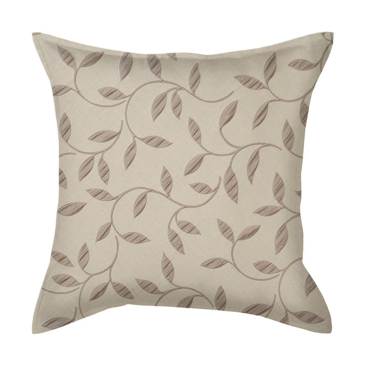 Наволочка декоративная Garden, цвет: серый, 40 х 40 см. N 535977 V3 наволочка декоративная дельфины 40 см х 40 см