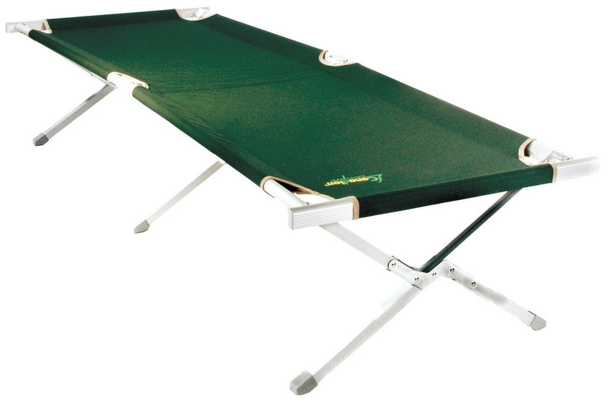 Кровать складная Canadian Camper  CC-FB01AL , цвет: зеленый - Складная и надувная мебель