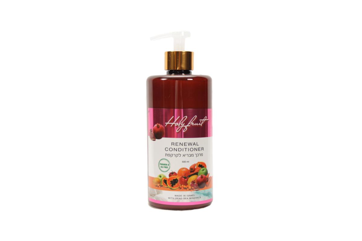 Holy Fruit Кондиционер Восстанавливающий (масло граната) Restorative Conditioner , 500 млMP59.4DКондиционер так же, как и шампунь с маслом граната, эффективно ухаживает за волосами, склонными к жирности. Он завершает противовоспалительное и антибактериальное воздействие. Обеспечивает глубокое увлажнение, разглаживает волокна волос, защищает их от потери влаги. Волосы становятся гладкими и блестящими, именно такие сравнивают с шелком. Для закрепления результата рекомендуется использование Восстанавливающей маски (масло граната).