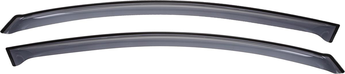 Дефлекторы окон Novline-Autofamily, для Volvo V50.S40, 2 door/Front, 2004-2012, 2 штNLD.SCIC4S1332Дефлекторы окон Novline-Autofamily служат для защиты водителя и пассажиров от попадания грязи и воды, летящей из под колес автомобиля во время дождя. Дефлекторы окон улучшают обтекание автомобиля воздушными потоками, распределяя их особым образом. Они защищают от ярких лучей солнца, поскольку имеют тонированную основу. Внешний вид автомобиля после установки дефлекторов окон качественно изменяется: одни модели приобретают еще большую солидность, другие подчеркнуто спортивный стиль.