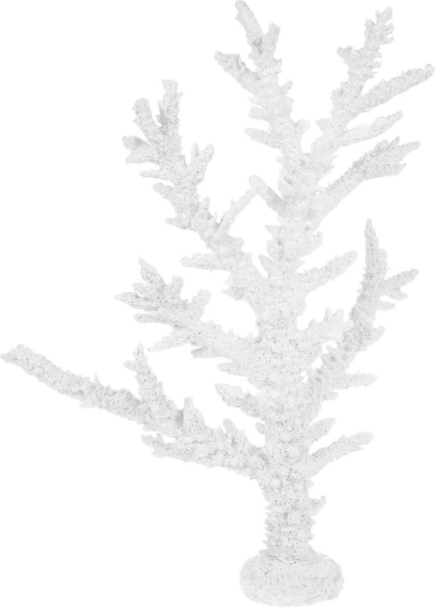 Декорация для аквариума Barbus Коралл, 43 х 20 х 57 см0120710Декорация для аквариума Barbus Коралл, выполненная из высококачественного нетоксичного полирезина, станет прекрасным украшением вашего аквариума. Изделие отличается реалистичным исполнением с множеством мелких деталей. Декорация абсолютно безопасна, нейтральна к водному балансу, устойчива к истиранию краски, подходит как для пресноводного, так и для морского аквариума. Благодаря декорациям Barbus вы сможете смоделировать потрясающий пейзаж на дне вашего аквариума или террариума.