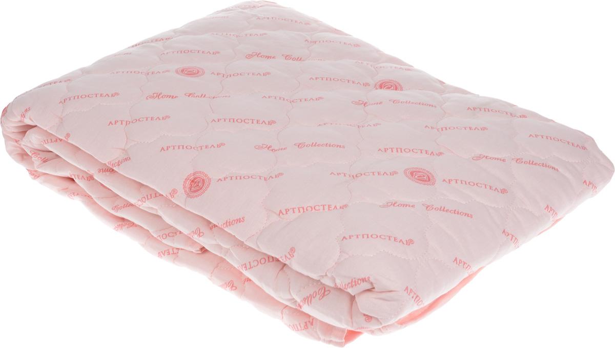 Наматрасник стеганый Арт Постель, цвет: розовый, 160 х 200 смES-412Наматрасник Арт Постель с наполнителем из полого сильно извитого силиконизированного волокна сделает ваш сон еще комфортнее. Чехол, выполненный из поликоттона, оформлен декоративной стежкой и кантом. Благодаря современным технологиям обработки, волокна наполнителя двигаются внутри изделия независимо друг от друга. Данное преимущество придает изделию пышность и упругость. Не вызывает аллергии, способствует циркуляции воздуха в изделии, не впитывает запахи. Подвергается многочисленным стиркам, не теряя своих первоначальных качеств. Наматрасник оснащен резинками по углам, поэтому прочно удерживается на матрасе и избавляет от необходимости часто поправлять. Это защитит матрас от грязи и пыли и придаст дополнительный комфорт вашему спальному месту. Мягкий и легкий, он прекрасно подойдет для жестких кроватей и диванов, делая ваш сон спокойным и приятным. Наматрасник упакован в прозрачный пластиковый чехол на змейке с ручкой, что является чрезвычайно удобным при переноске.Рекомендации по уходу:- стирка в теплой воде (температура до 40°С);- нельзя отбеливать. При стирке не использовать средства, содержащие отбеливатели (хлор);- сушить вертикально без отжима; - не гладить. Не применять обработку паром;- нельзя выжимать и сушить в стиральной машине.Материал чехла: 50% хлопок, 50% полиэстер (поликоттон). Материал наполнителя: 100% полиэфирное волокно (термофайбер).