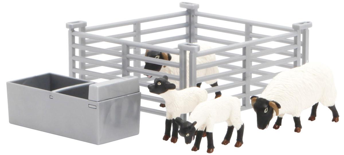 Tomy Игровой набор Овцы в загоне