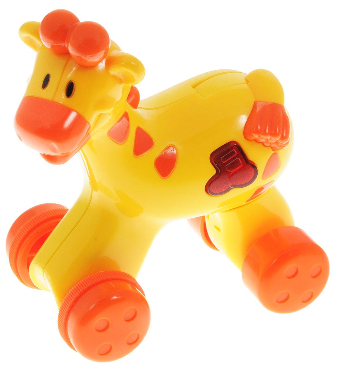 Navystar Музыкальная игрушка-каталка Жираф т а курышева музыкальная журналистика и музыкальная критика