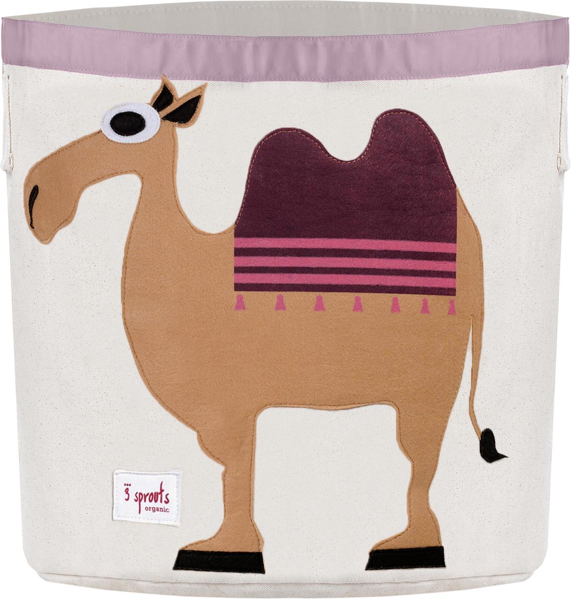3 Sprouts Корзина для хранения Верблюд