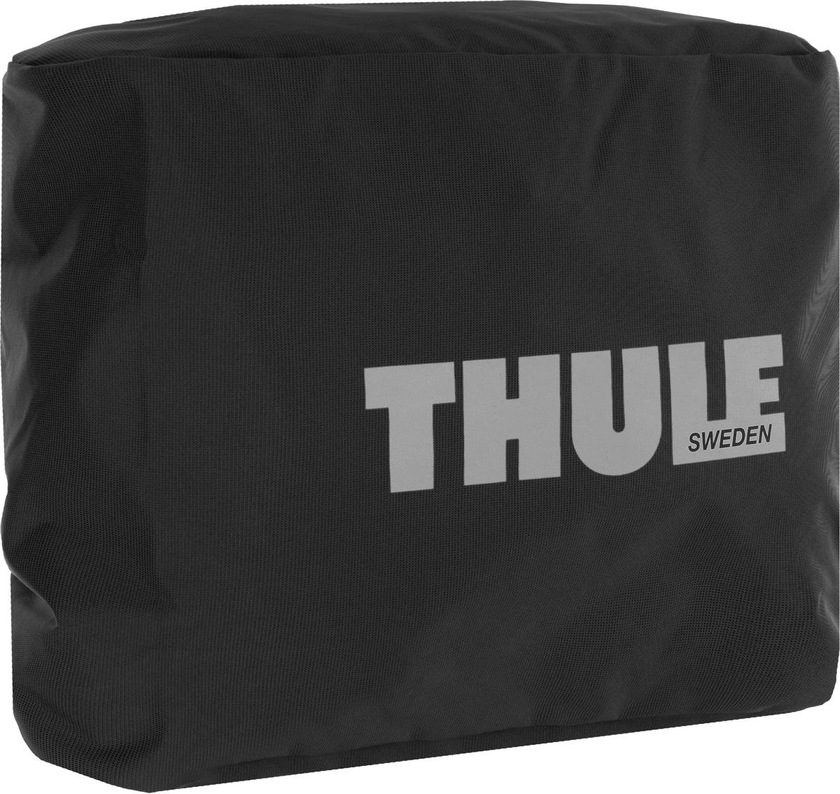 Чехол-дождевик для сумки Thule Pannier, цвет: черныйZ90 blackЧехол-дождевик для сумки Thule Pannier предназначен для использования с велосипедными сумками Thule Packn Pedal Large Pannier. Чехол выполнен из прочного водонепроницаемого материала. Благодаря эластичной резинке легко и просто одевается на сумку. С таким чехлом ваша велосипедная сумка не промокнет, и все содержимое останется сухим.