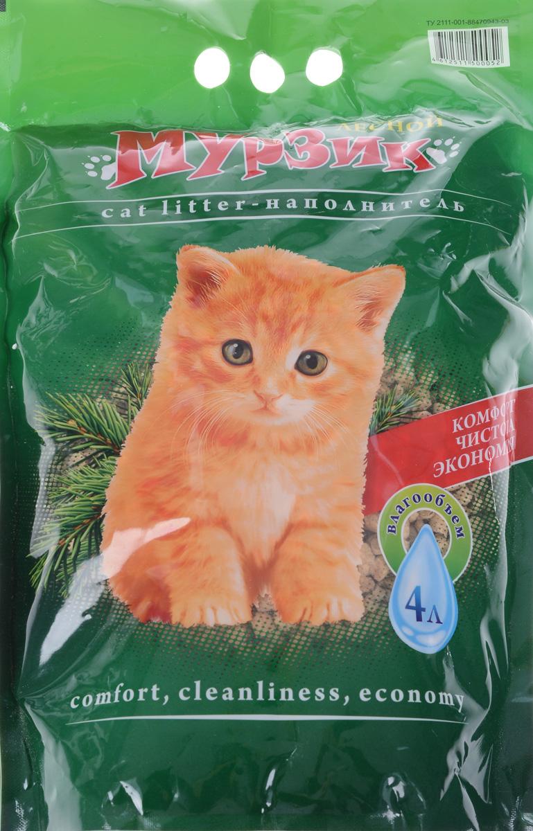 Наполнитель для туалетов домашних животных Мурзик