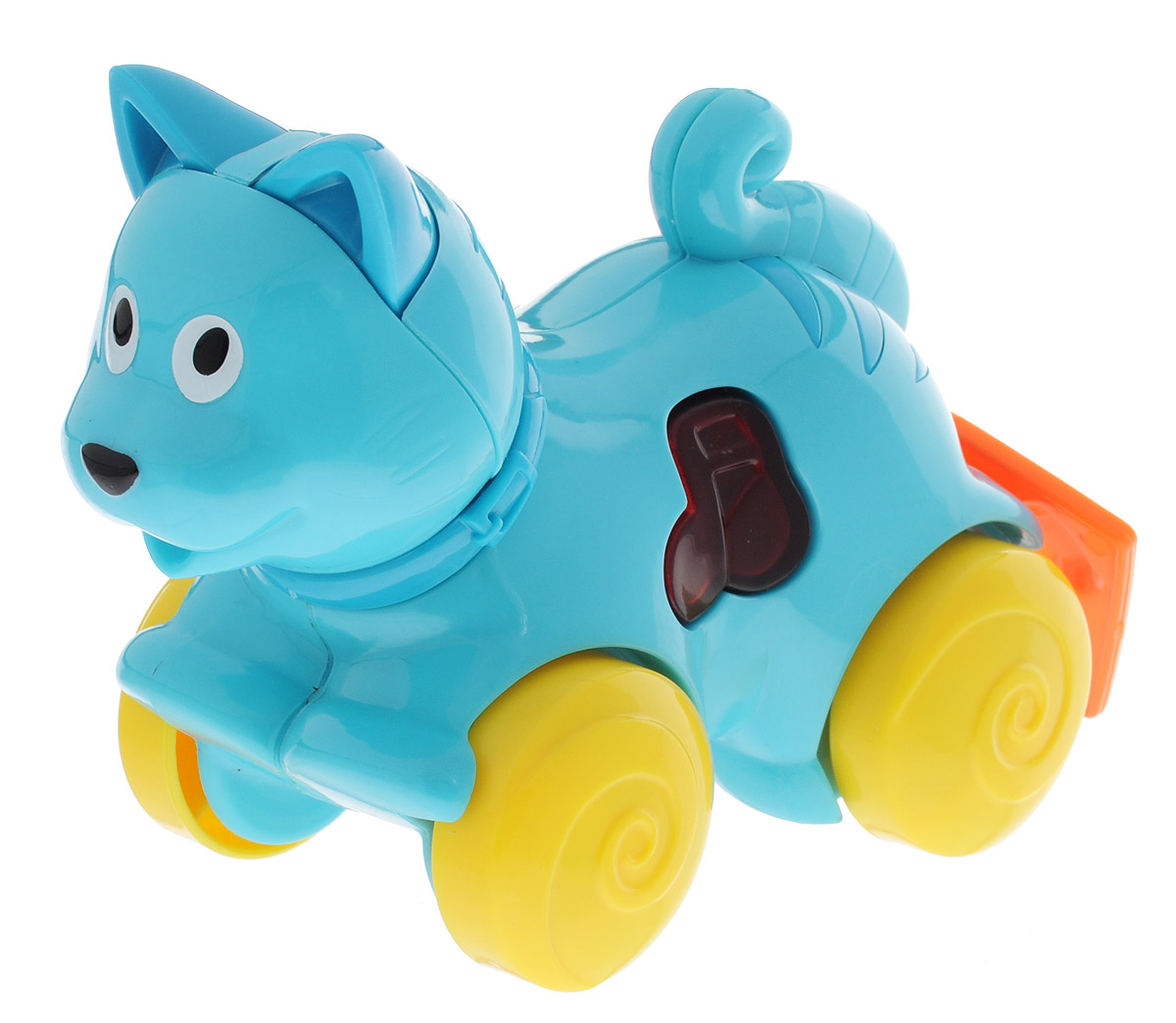Navystar Музыкальная игрушка-каталка Котик т а курышева музыкальная журналистика и музыкальная критика