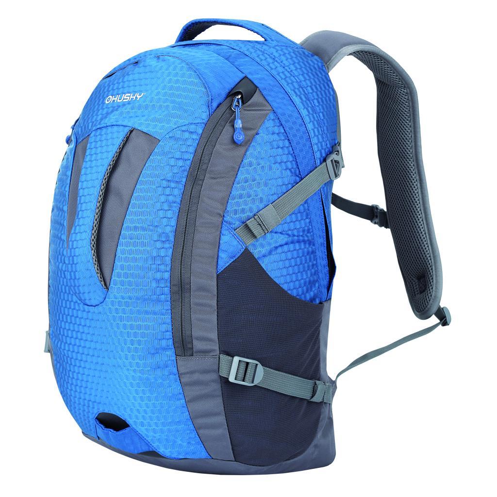 Рюкзак городской Husky  MESTY , цвет: синий. 30л - Рюкзаки
