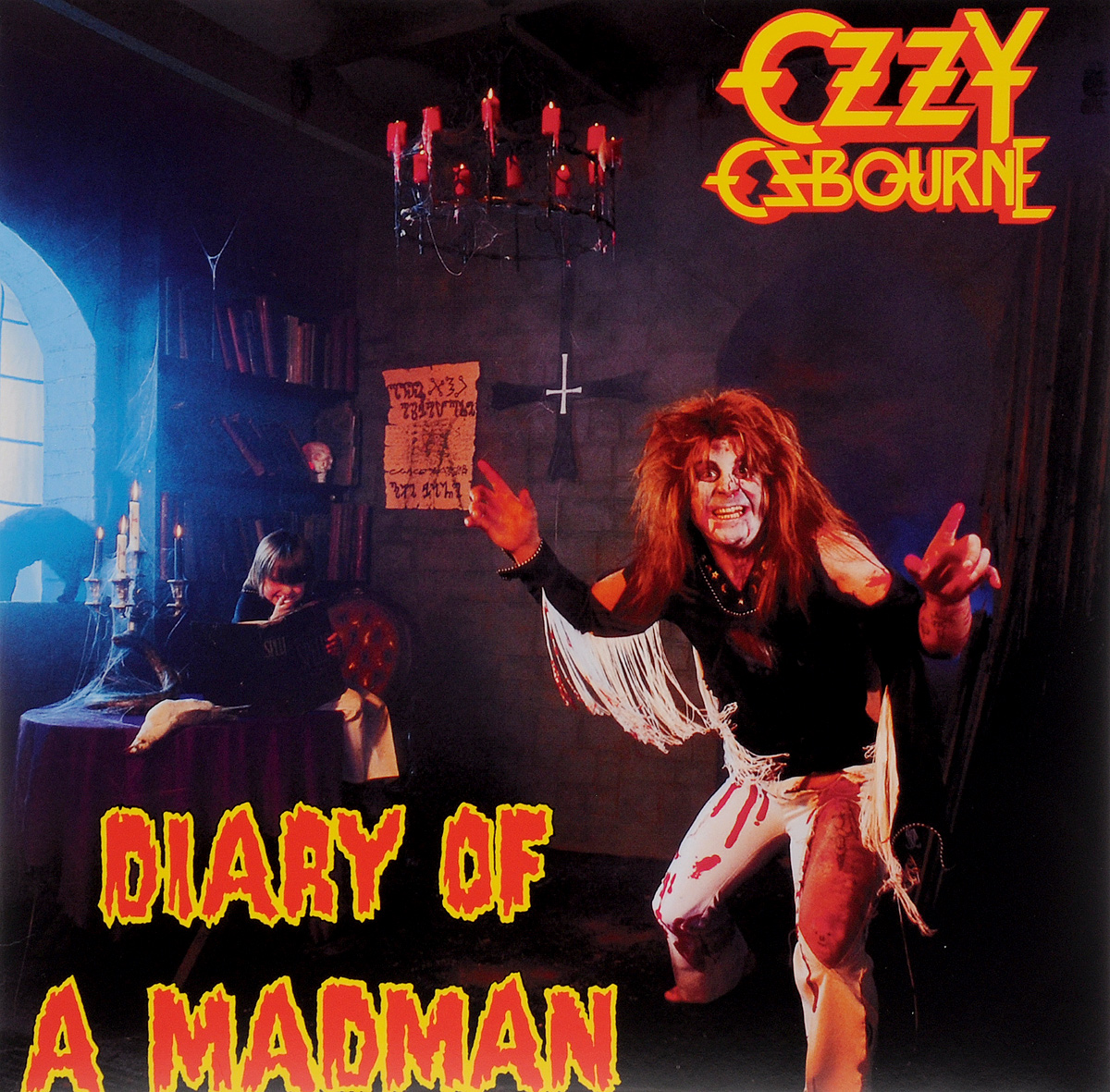 Оззи Осборн Ozzy Osbourne. Diary Of A Madman (LP) gogol nicolai diary of a madman and other stories