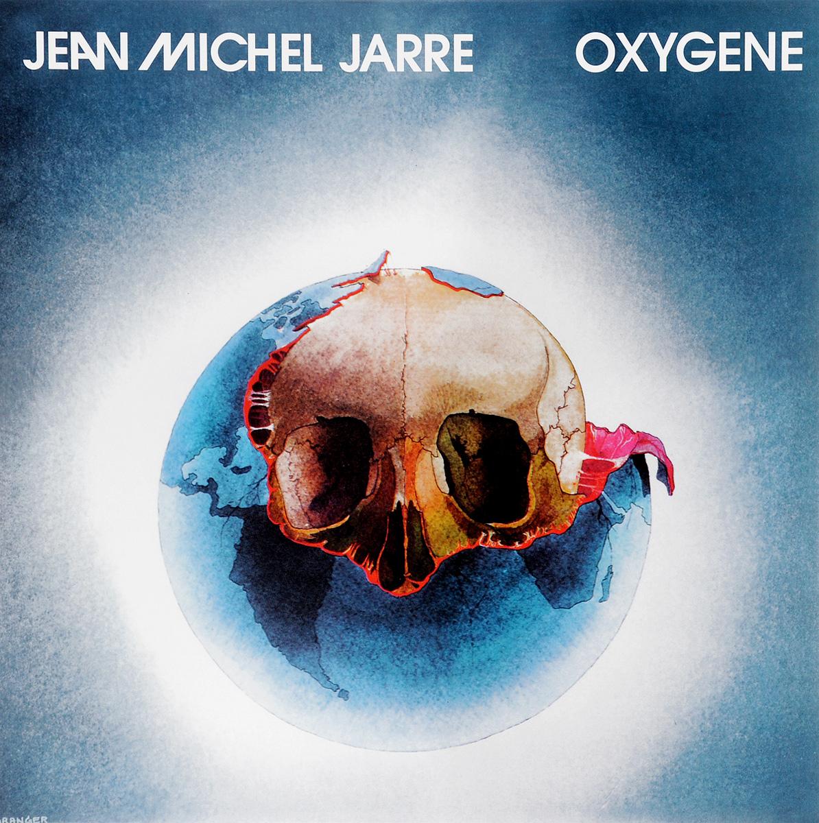 Жан-Мишель Жарр Jean Michel Jarre. Oxygene (LP) jean michel jarre jean michel jarre oxygene trilogy 3 lp