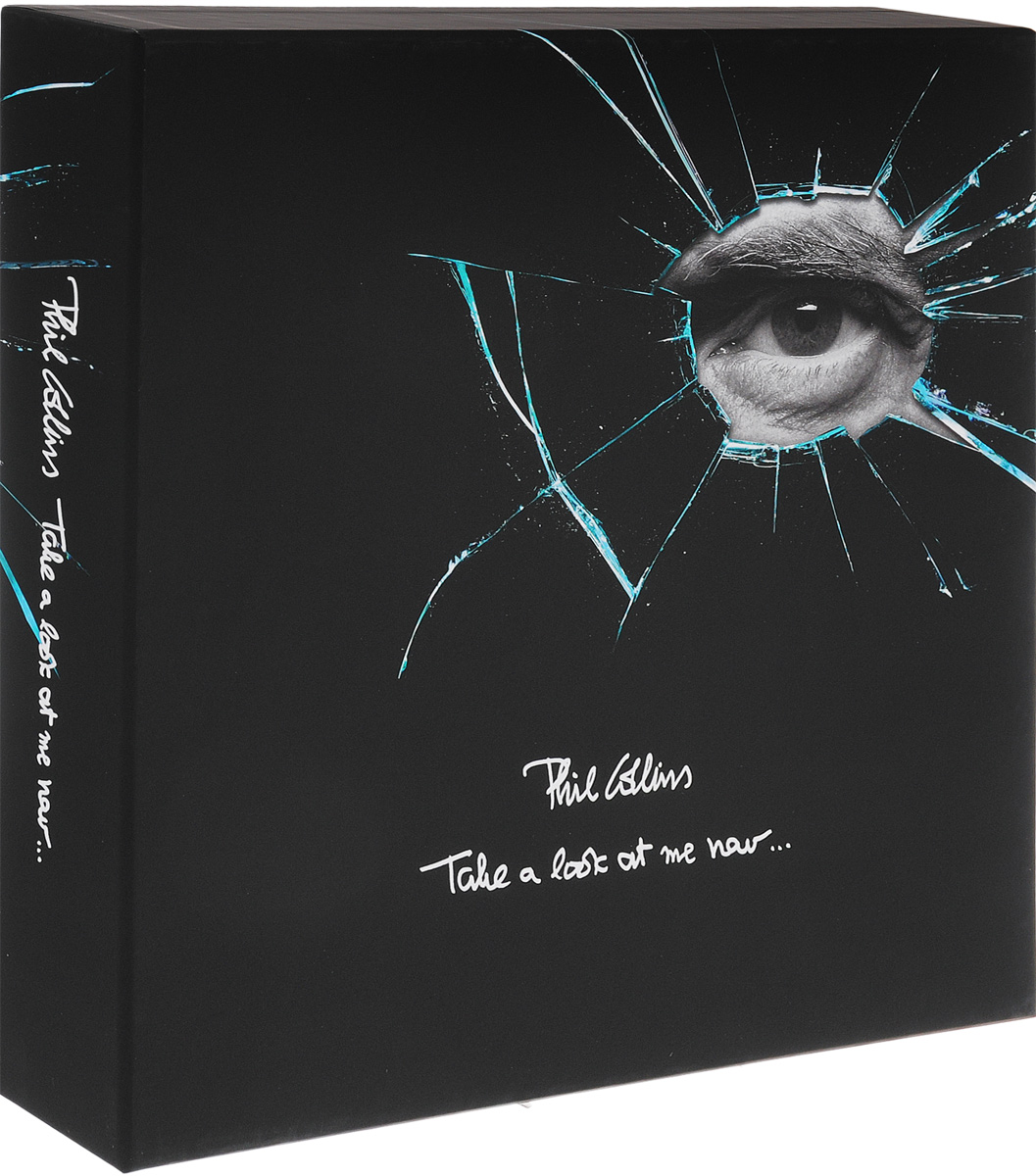 Фил Коллинз Phil Collins. Take A Look At Me Now (3 LP) cd phil collins the essential going back