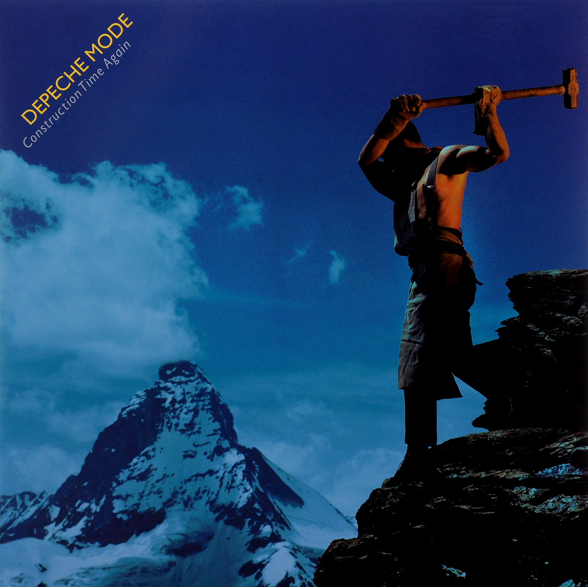 Depeche Mode. Construction Time Again (LP)