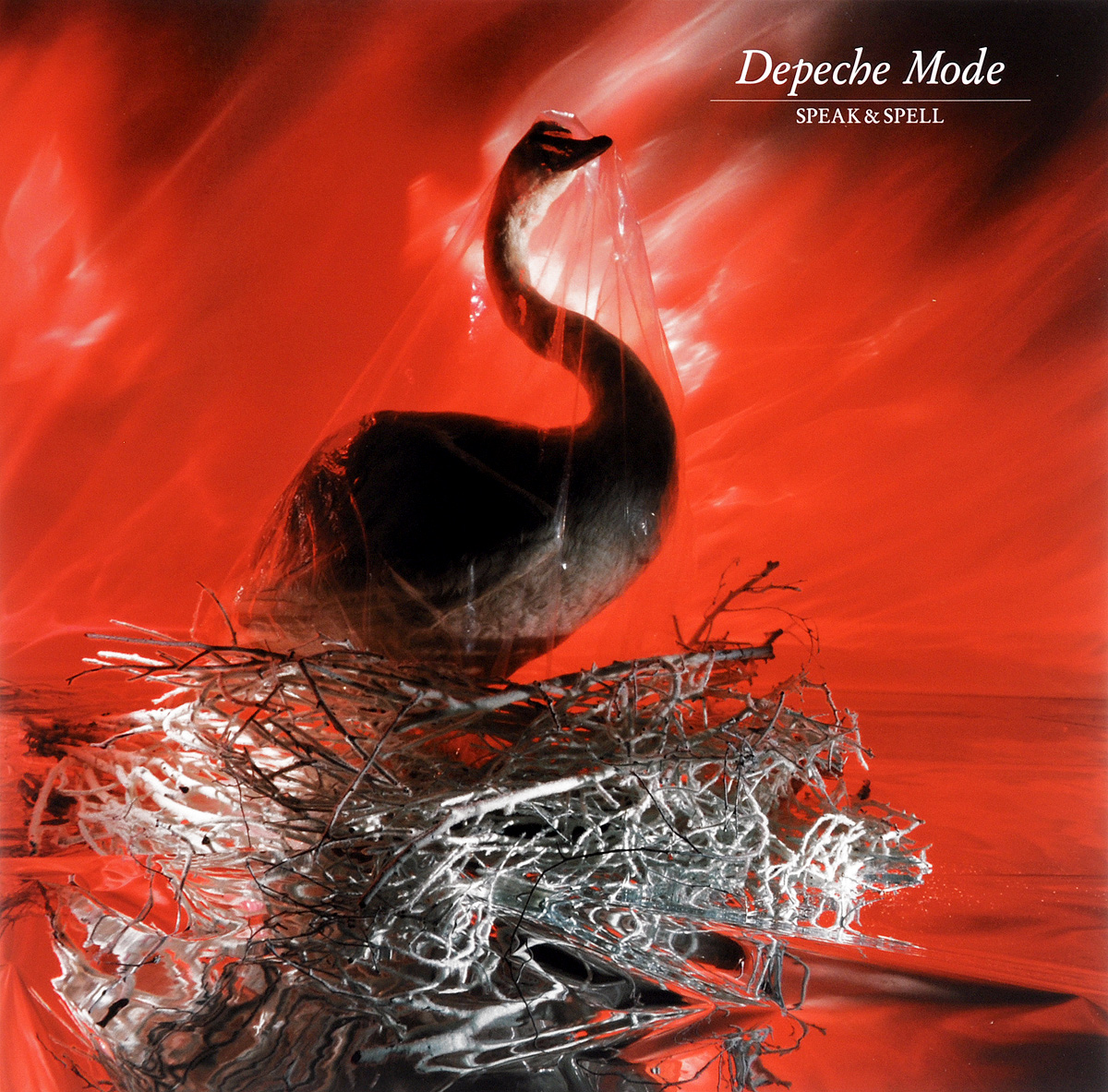 Depeche Mode Depeche Mode. Speak And Spell (LP) cd depeche mode