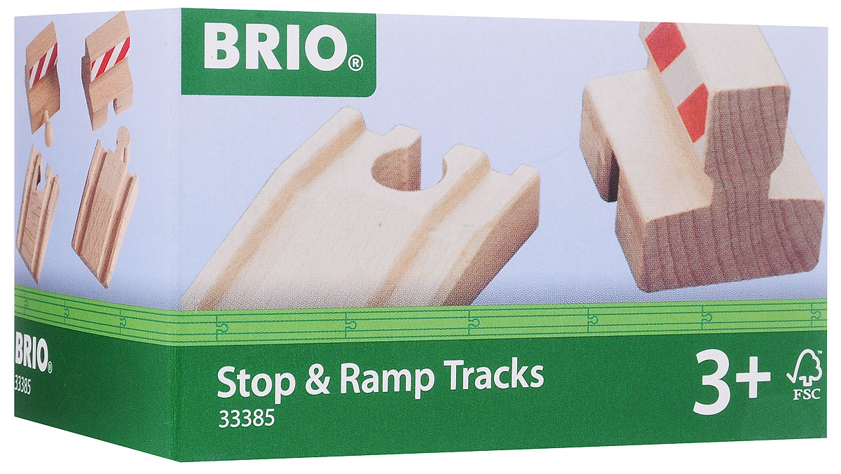 Brio Подъемы и тупики