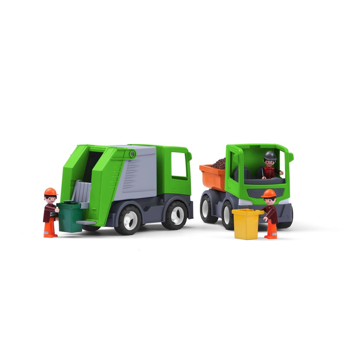 MultiGo Мусоровоз со сменными кузовами - Транспорт, машинки
