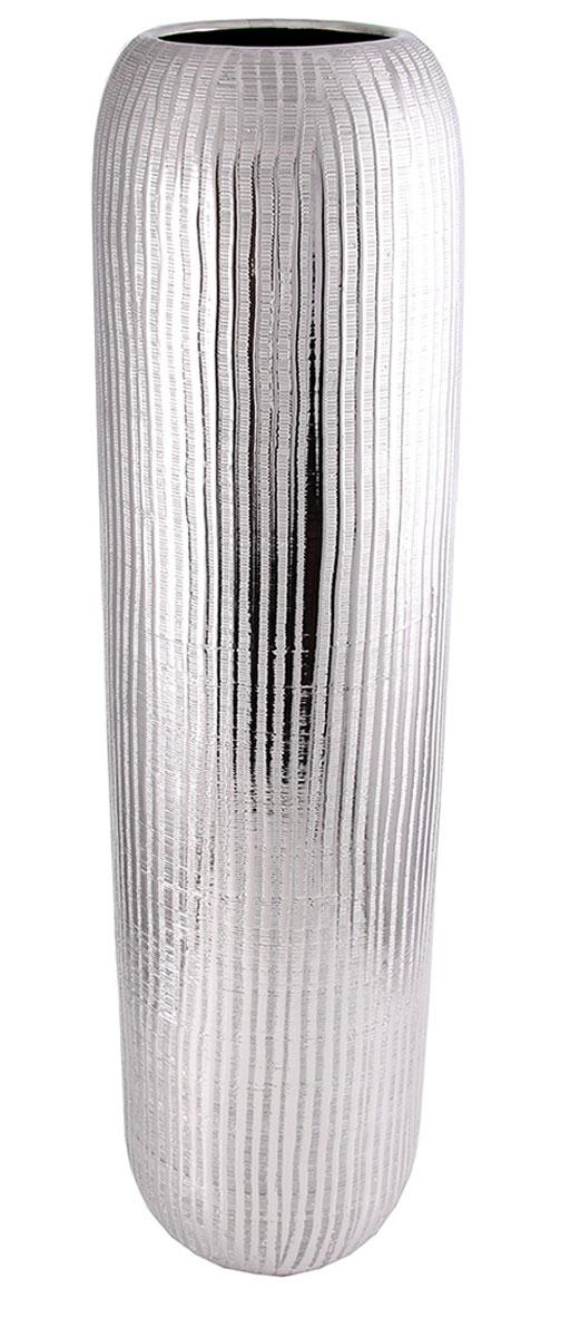 Ваза Русские Подарки, высота 69 см. 14630427540_красный, черныйВаза Русские Подарки, выполненная из керамики, украсит интерьер вашего дома или офиса. Оригинальный дизайн и красочное исполнение создадут праздничное настроение.Такая ваза подойдет и для цветов, и для декора интерьера. Кроме того - это отличный вариант подарка для ваших близких и друзей.Правила ухода: мыть теплой водой с применением нейтральных моющих средств. Размер вазы: 17 х 17 х 69 см.