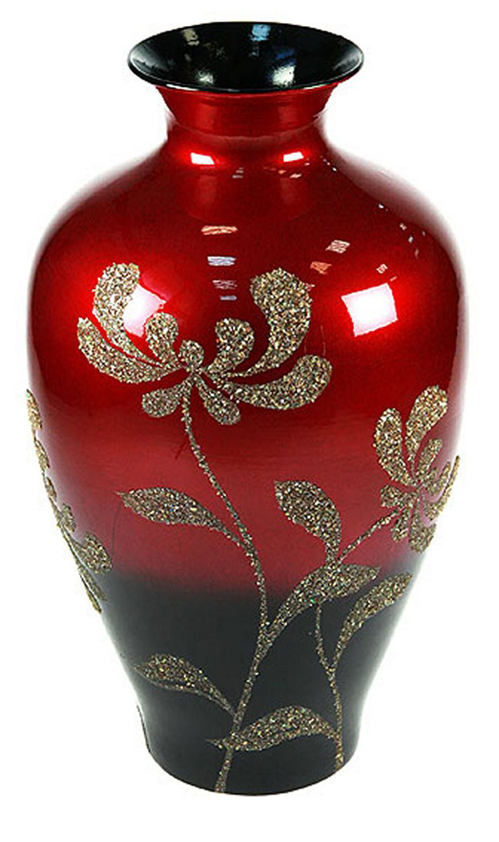 Ваза Русские Подарки, высота 34 см. 1490254 009312Ваза Русские Подарки, выполненная из керамики, украсит интерьер вашего дома или офиса. Оригинальный дизайн и красочное исполнение создадут праздничное настроение.Такая ваза подойдет и для цветов, и для декора интерьера. Кроме того - это отличный вариант подарка для ваших близких и друзей.Правила ухода: регулярно вытирать пыль сухой, мягкой тканью. Размер вазы: 20 х 20 х 34 см.
