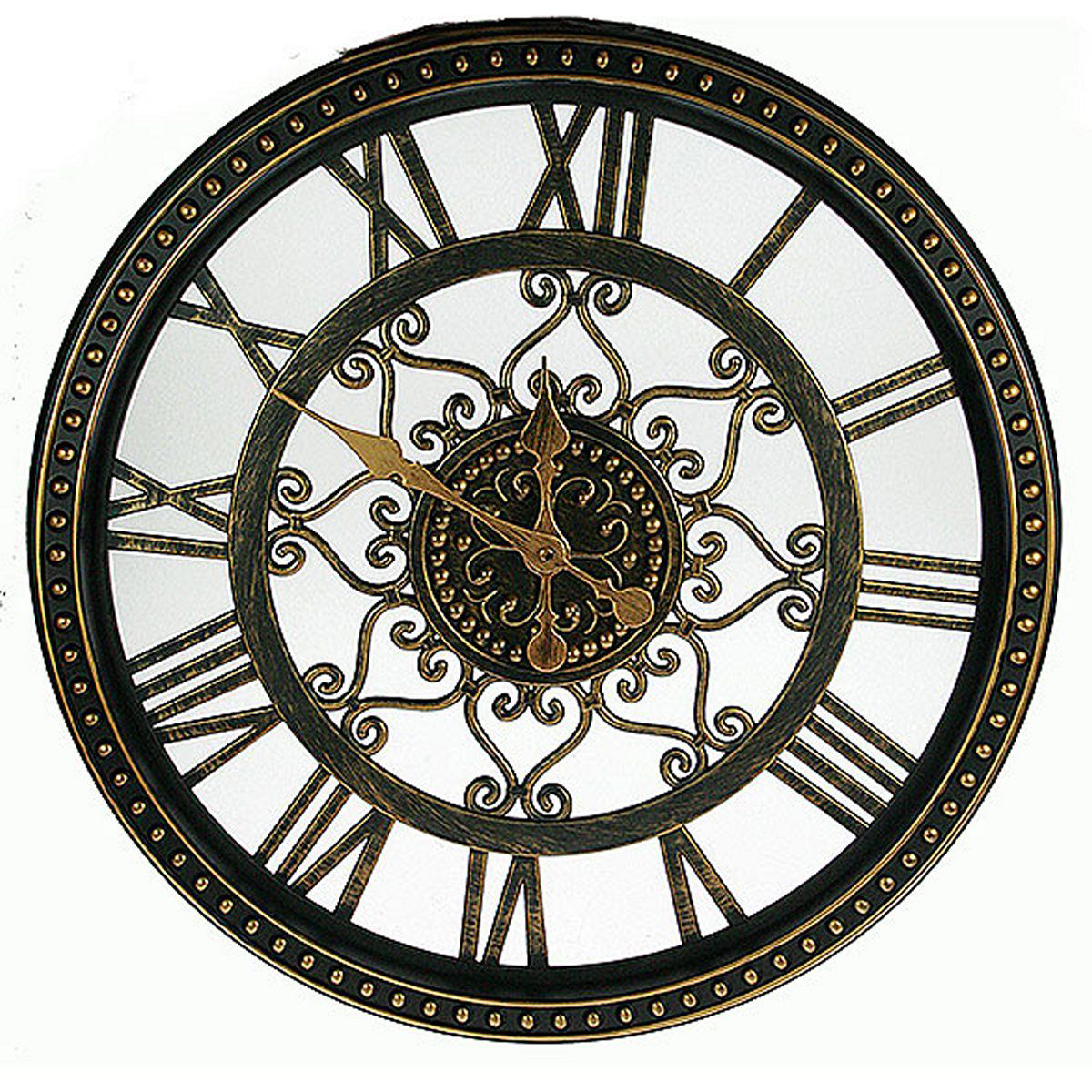 Часы настенные Русские Подарки Ретро, диаметр 51 см. 22243154 009318Настенные кварцевые часы Русские Подарки Ретро изготовлены из пластика. Корпус оригинально оформлен. Часы имеют две стрелки - часовую и минутную. С обратной стороны имеетсяпетелька для подвешивания на стену. Такие часы красиво и необычно оформят интерьер дома или офиса. Также часы могут стать уникальным, полезным подарком для родственников,коллег, знакомых и близких.Часы работают от батареек типа АА (в комплект не входят).