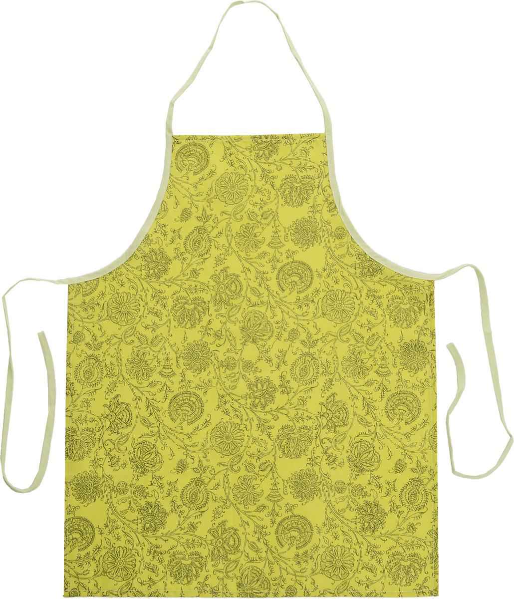 Фартук Bonita Марципан, 56 х 67 смS03301004Фартук Bonita Марципан изготовлен из натурального хлопка с покрытием, которое отталкивает грязь, воду и масло. Фартук оснащен завязками. Имеет универсальный размер. Декорирован красивым узором, который понравится любой хозяйке.Такой фартук поможет вам избежать попадания еды на одежду во время приготовления пищи. Кухня - это сердце дома, где вся семья собирается вместе. Она бережно хранит и поддерживает жизнь домашнего очага, который нас согревает. Именно поэтому так важно создать здесь атмосферу, которая не только возбудит аппетит, но и наполнит жизненной энергией. С текстилем Bonita открывается возможность не только каждый день дарить кухне новый облик, но и создавать настоящие кулинарные шедевры. Bonita станет незаменимым помощником и идейным вдохновителем, создающим вкусное настроение на вашей кухне.