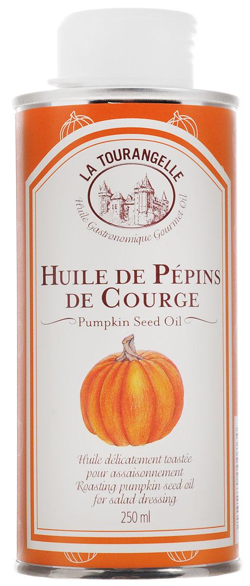 La Tourangelle Pumpkin Seed Oil масло тыквенное, 250 мл11124La Tourangelle Pumpkin Seed Oil изготовлено по традиционным методам австрийских мастеров, позволяющим сохранить все вкусовые качества, питательные вещества и преимущества для здоровья, которые дает природа.Семена медленно обжариваются, затем прессуются и результат фильтруется. Это масло дает богатый вкус в качестве приправы к салату, макаронным изделиям и делает обычный прием пищи необыкновенным.Тыква содержит большое количество питательных веществ (цинк, витамин А и Е, магний). Тыквенное масло благотворно влияет на мочевыделительную и репродуктивную систему.Продукт дает интенсивный, глубокий вкус тыквы к салатной заправке, супам, маринадам, макаронам. Оно не используется для приготовления пищи, так как может стать горьким и теряет свою питательную ценность при нагревании. Наслаждайтесь его вкусом в салатах, приправляя зелень, пиццу, суп, хлеб или даже мороженое.