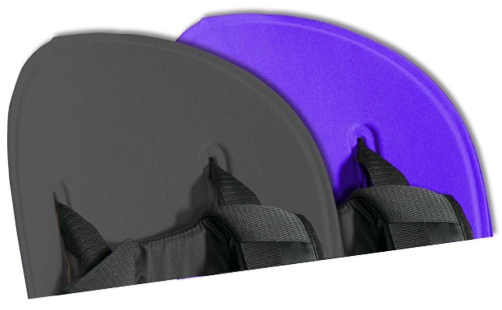 Вкладыш для велосидения велокресла Thule Ride Along, цвет: серый, фиолетовый7292Легко стирается и чистится благодаря водоотталкивающим свойствам.Два цветовых исполнения: светло-серый с оранжевым или темно-серый с фиолетовым