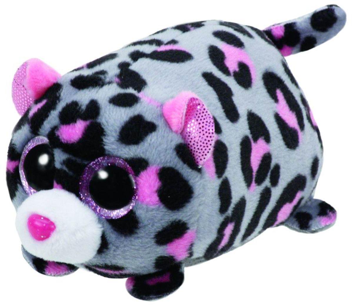 TY Teeny Tys Мягкая игрушка Леопард Miles 11 см