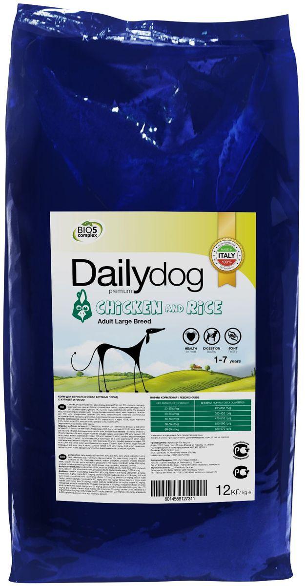 Корм сухой Daily Dog