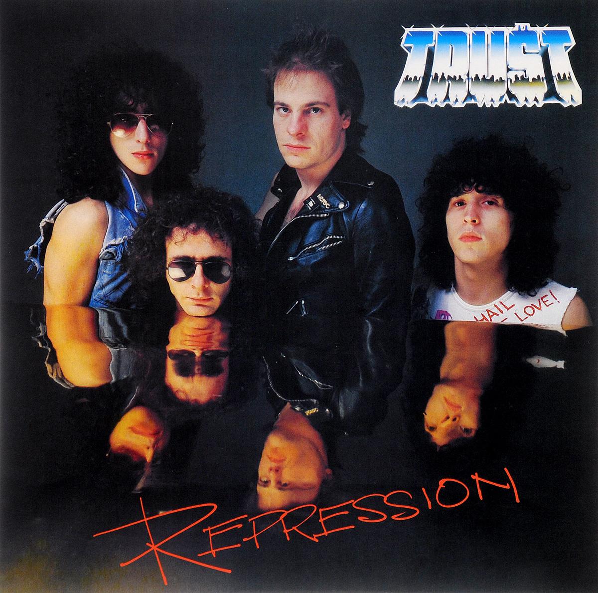 Trust Trust. Repression (LP) trust 19867