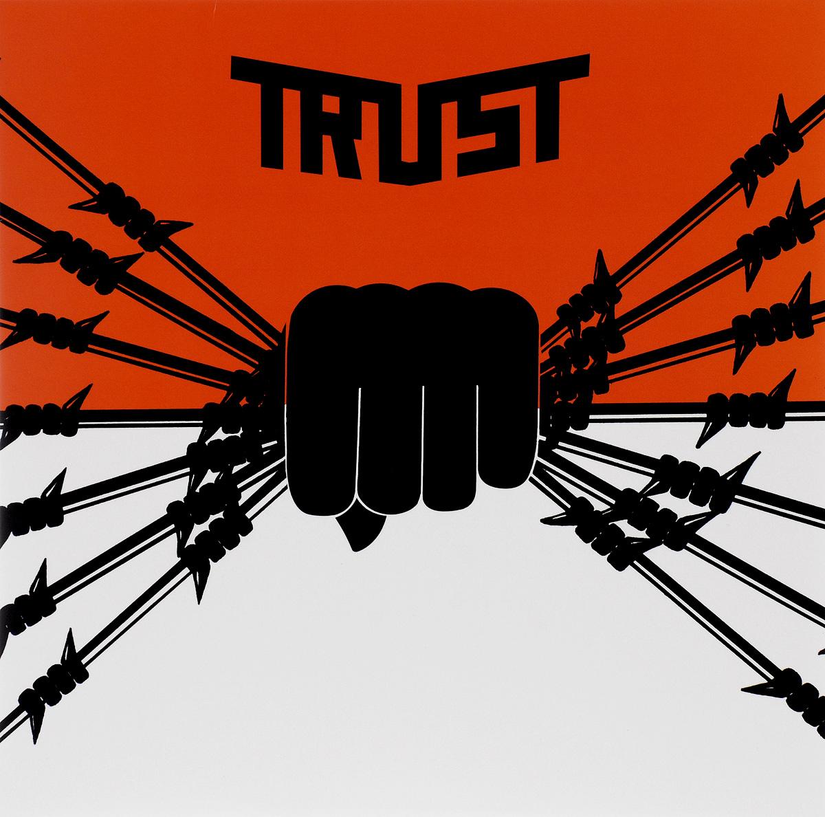 Trust Trust. Ideal (LP)
