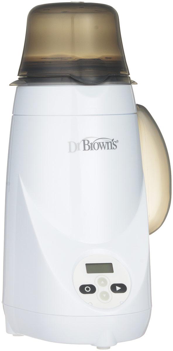 Dr.Brown's Подогреватель электрический для бутылочек цвет белый серый