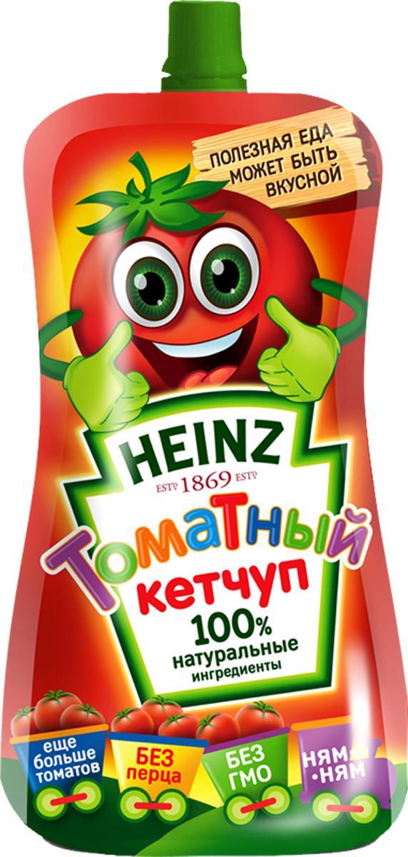 Heinz кетчуп Томатный Ням-Ням, 230 г76005849Традиционный рецепт уже 140 лет радует потребителя классическим вкусом кетчупа с густой консистенцией, разбавленный ароматом гвоздики и других пряных специй. Благодаря уникальной рецептуре (больше томатов, на 30% меньше сахара, соли и уксуса) у этого кетчупа особенный насыщенный томатный вкус.