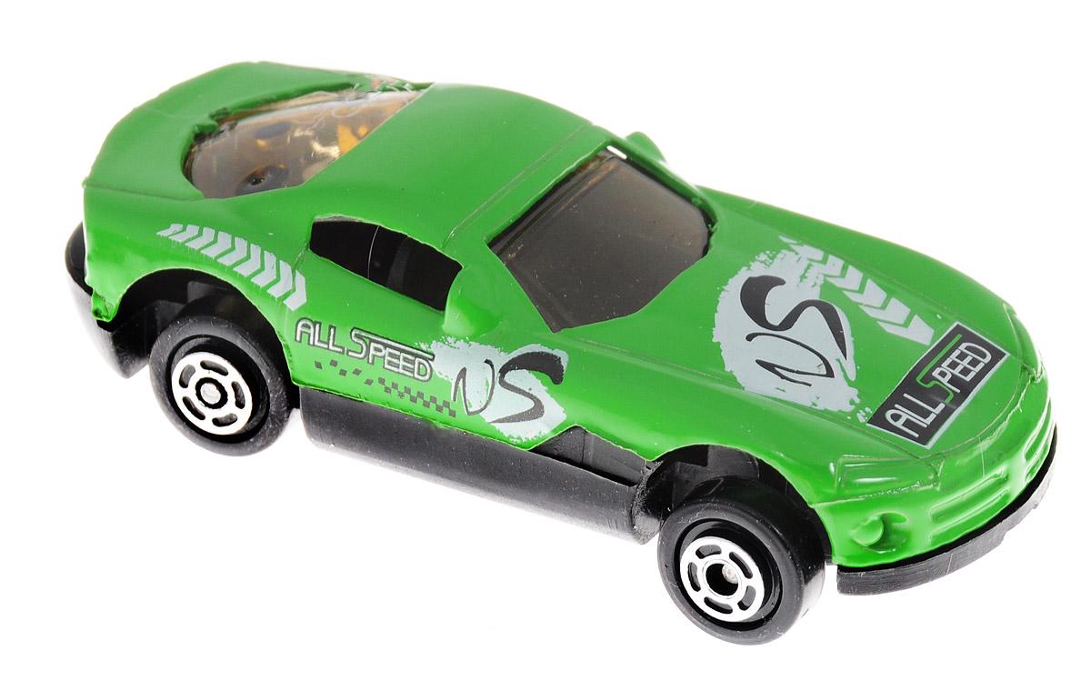 Big Motors Машинка цвет зеленый