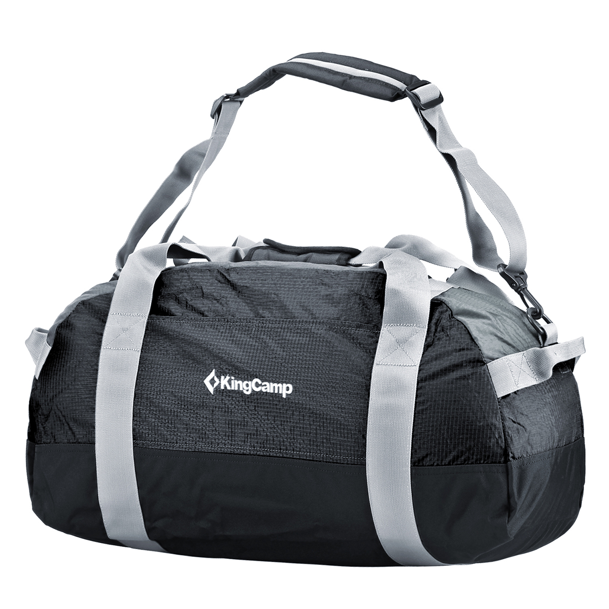 Сумка-баул для путешествий AIRPORTER, цвет: черный. 120 л kingcamp 4291 airporter