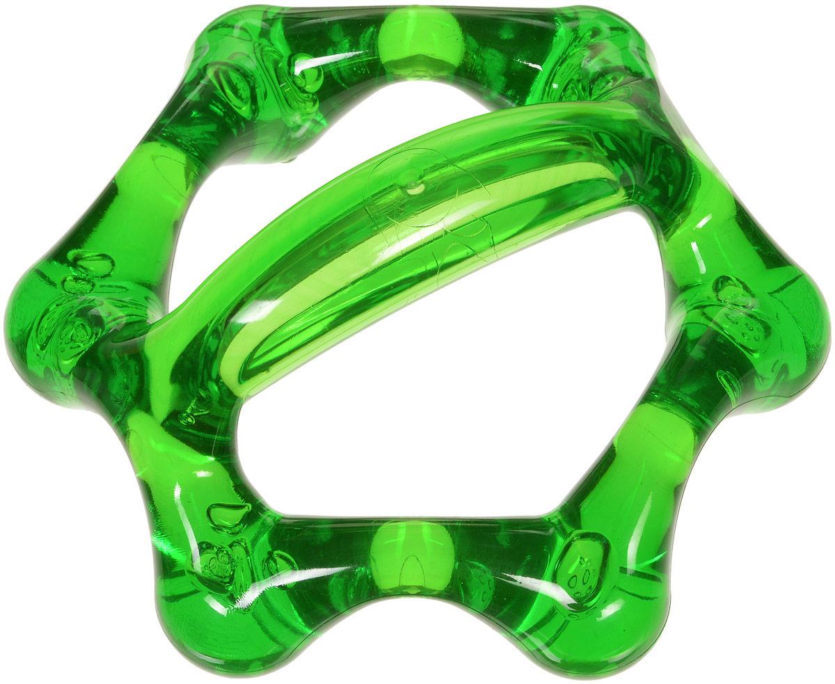 Лапонька-6 мануальный массажер, цвет: зеленый