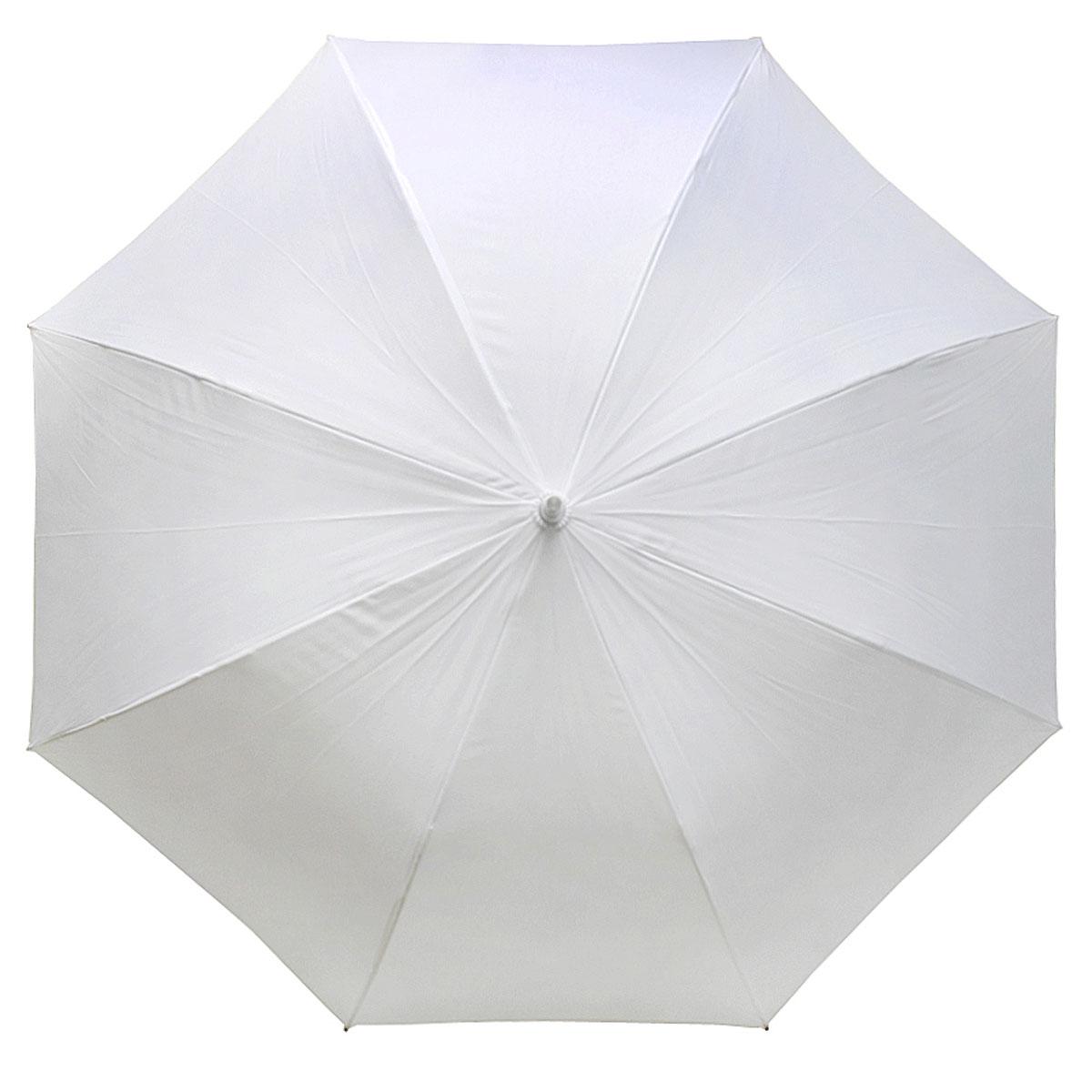 Зонт-трость женский Vogue, механика, цвет: белый. 100 V45100032/35449/3537AЗонт-трость испанского производителя Vogue, свадебная. Каркас имеет противоветровый эффектСтержень: алюминий8 спиц по 70см.Диаметр купола: 119см.Вес: 585гр. Коллекция Vogue, отражающая самые последние тенденции в моде, очень удачно сочетается с практичностью и отличным качеством испанских зонтов, применение в производстве каркасов современных материалов уменьшает вес зонтиков и гарантирует надежность и качество. Рекомендации по использованию: Мокрый зонт нельзя оставять сложенным. Зонт после использования рекомндуется сушить в полураскрытом виде вдали от нагревательных приборов. Чистить зонт рекомендуется губкой, используя мягкие нещелочные растворы.