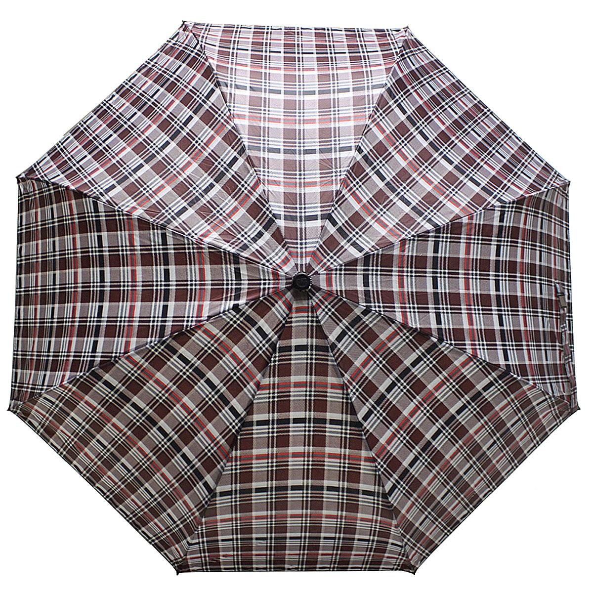 Зонт женский Vogue, цвет: бордовый. 448V-145100032/35449/3537AСтильный зонт испанского производителя Vogue оснащен каркасом с противоветровым эффектом.Каркас зонта включает 8 спиц. Стержень изготовлен из стали, купол выполнен из прочного полиэстера.Зонт является механическим: купол открывается и закрывается вручную до характерного щелчка. Такой зонт не только надежно защитит вас от дождя, но и станет стильным аксессуаром, который идеально подчеркнет ваш неповторимый образ. Рекомендации по использованию: Мокрый зонт нельзя оставлять сложенным. Зонт после использования рекомендуется сушить в полураскрытом виде вдали от нагревательных приборов. Чистить зонт рекомендуется губкой, используя мягкие нещелочные растворы.