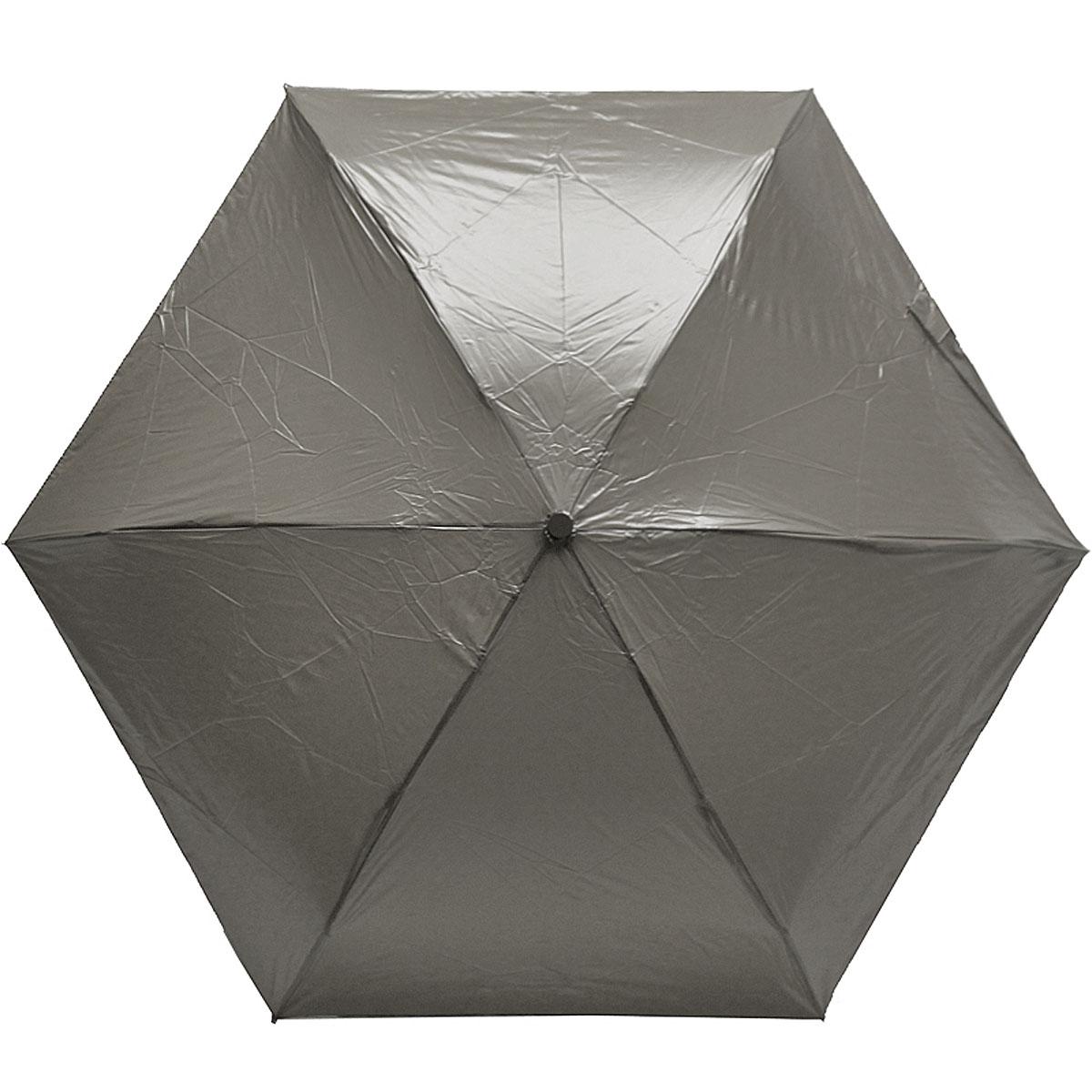 Зонт женский Vogue, цвет: серый. 454V-4П300020005-20Стильный зонт испанского производителя Vogue оснащен каркасом с противоветровым эффектом.Каркас зонта включает 6 спиц. Стержень изготовлен из стали, купол выполнен из прочного полиэстера.Зонт является механическим: купол открывается и закрывается вручную до характерного щелчка.Такой зонт не только надежно защитит вас от дождя, но и станет стильным аксессуаром, который идеально подчеркнет ваш неповторимый образ. Рекомендации по использованию: Мокрый зонт нельзя оставлять сложенным. Зонт после использования рекомендуется сушить в полураскрытом виде вдали от нагревательных приборов. Чистить зонт рекомендуется губкой, используя мягкие нещелочные растворы.