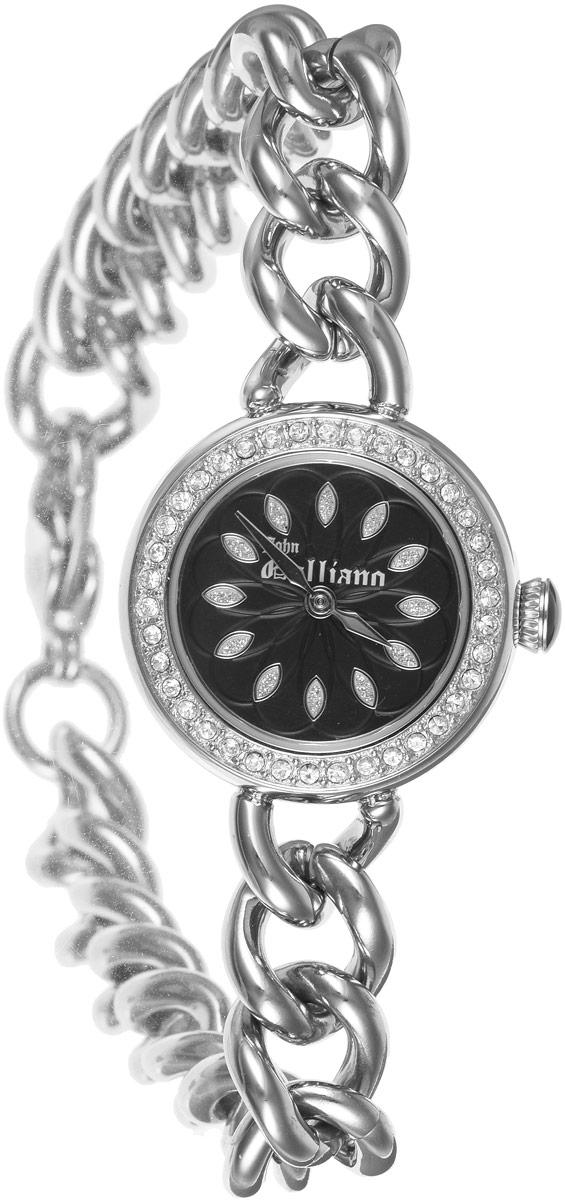 Часы женские наручные Galliano The Gardener, цвет: серебристый. R2553122501BM8434-58AEЧасы наручные Galliano R2553122501Водостойкость: 30м (3 АТМ)