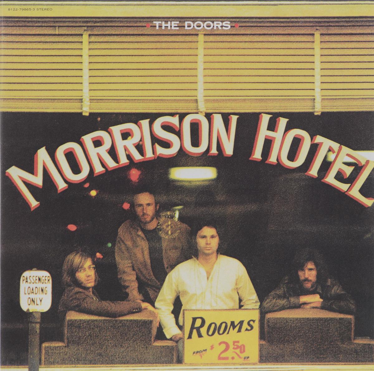 The Doors The Doors. Morrison Hotel (LP) the doors weird scenes inside the gold mine 2 lp