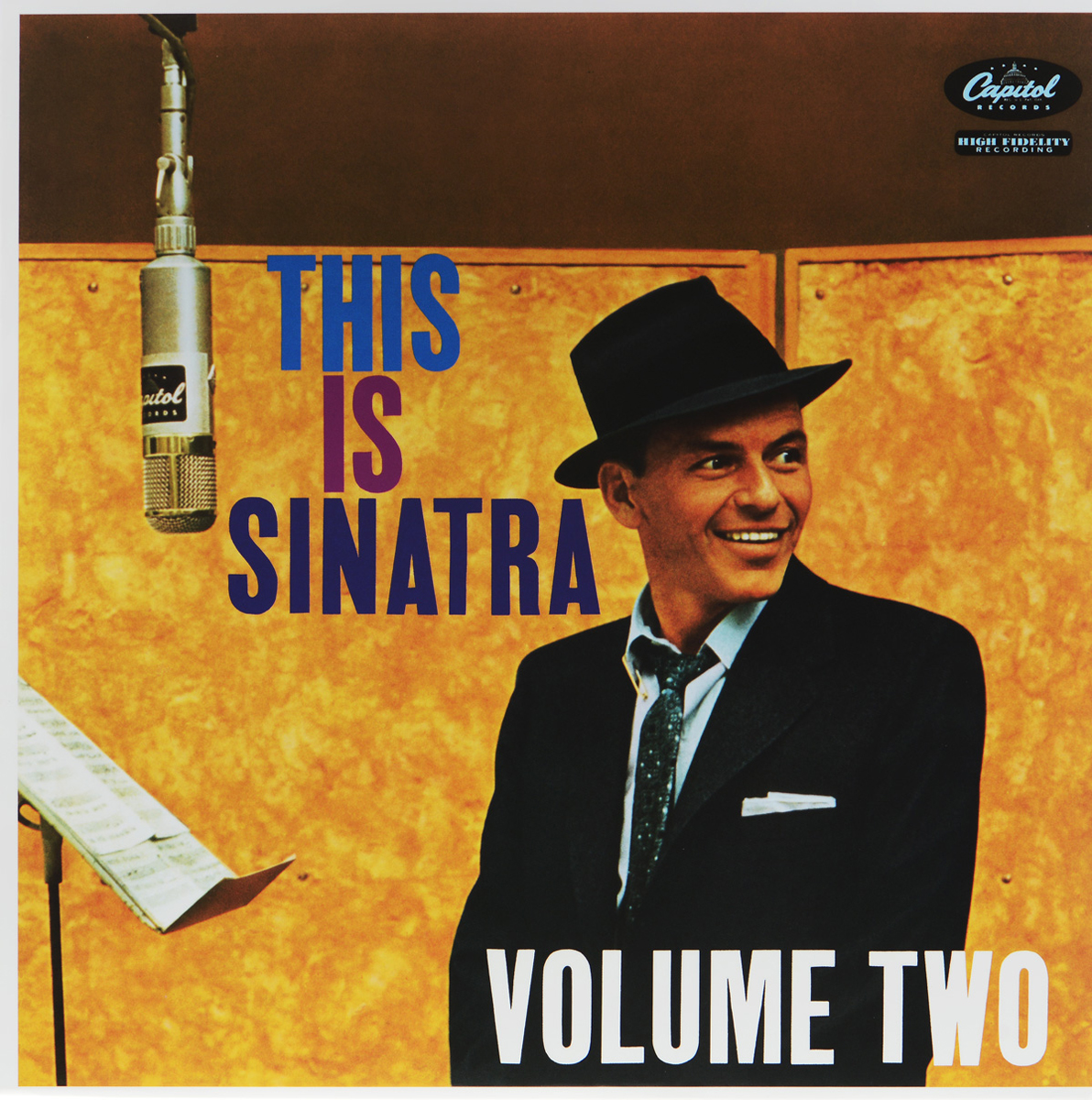 Фрэнк Синатра Frank Sinatra. This Is Sinatra. Volume 2 (LP) social housing in glasgow volume 2