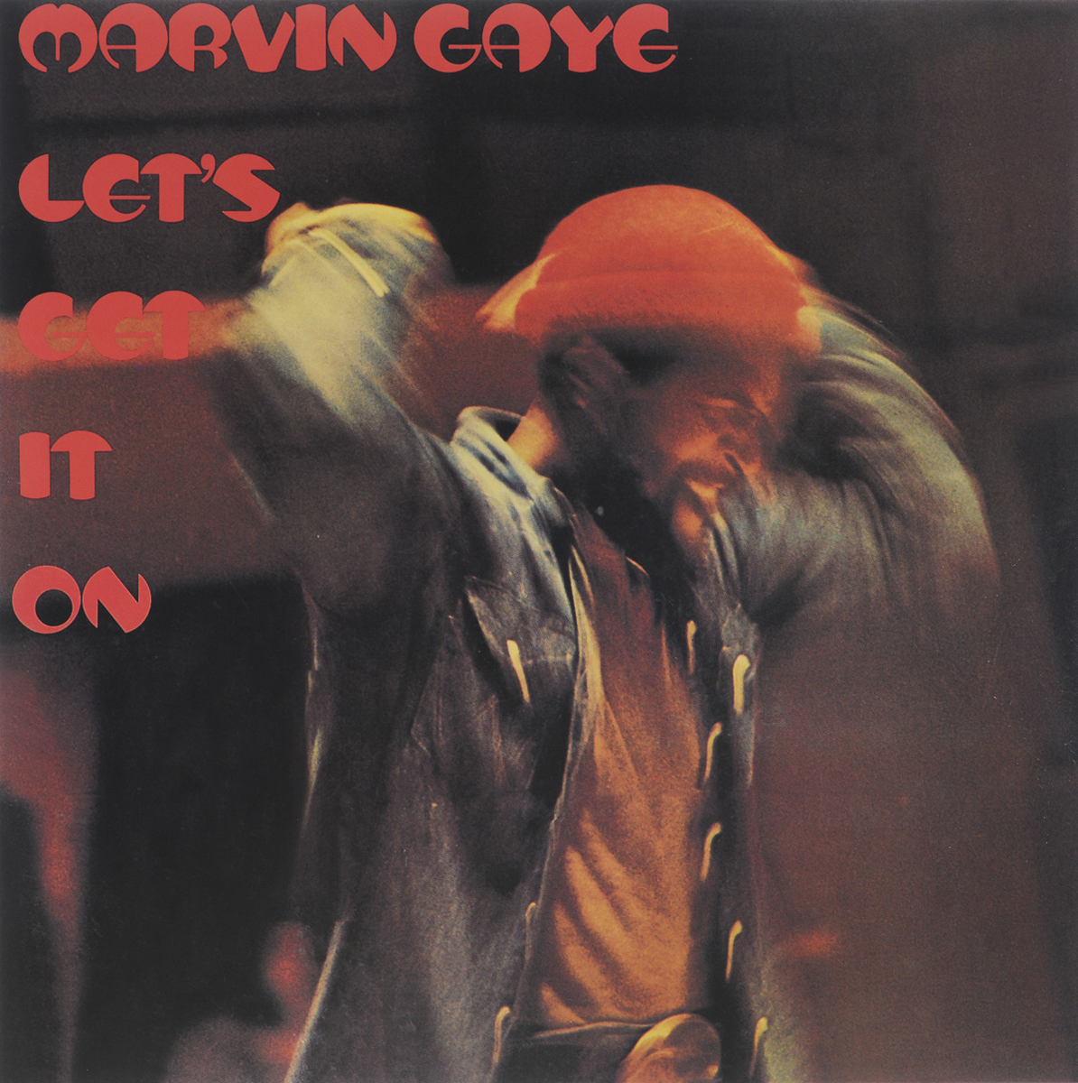 Марвин Гэй Marvin Gaye. Let's Get It On (LP) марвин гэй marvin gaye a tribute to the great nat king cole lp
