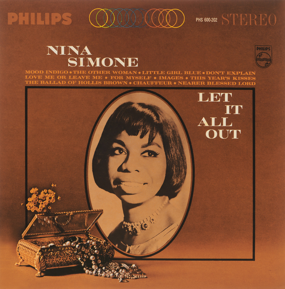 Нина Симон Nina Simone. Let It All Out (LP) simone gail the movement vol 1