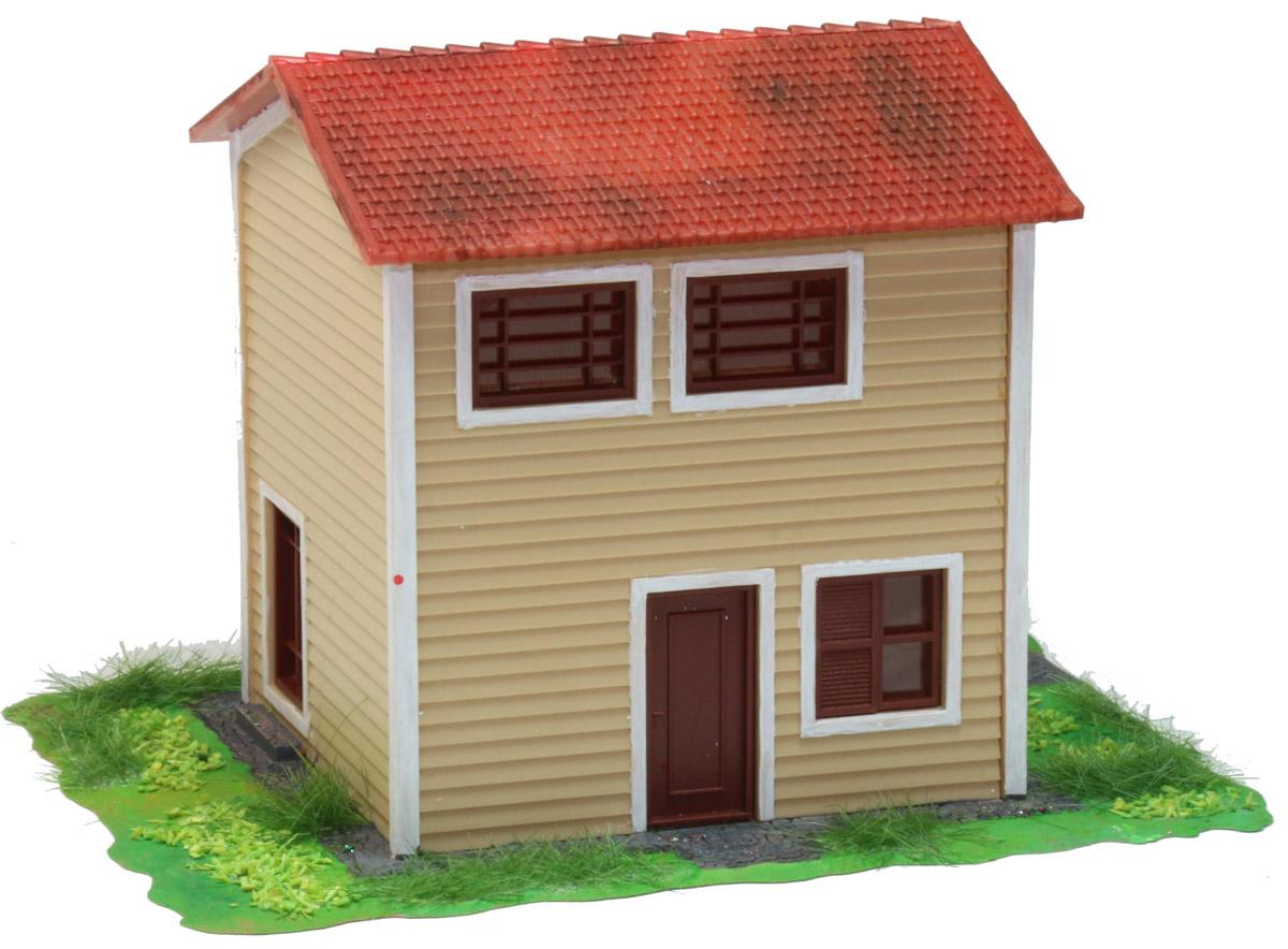 Mehano Двухэтажный дом - Железные дороги