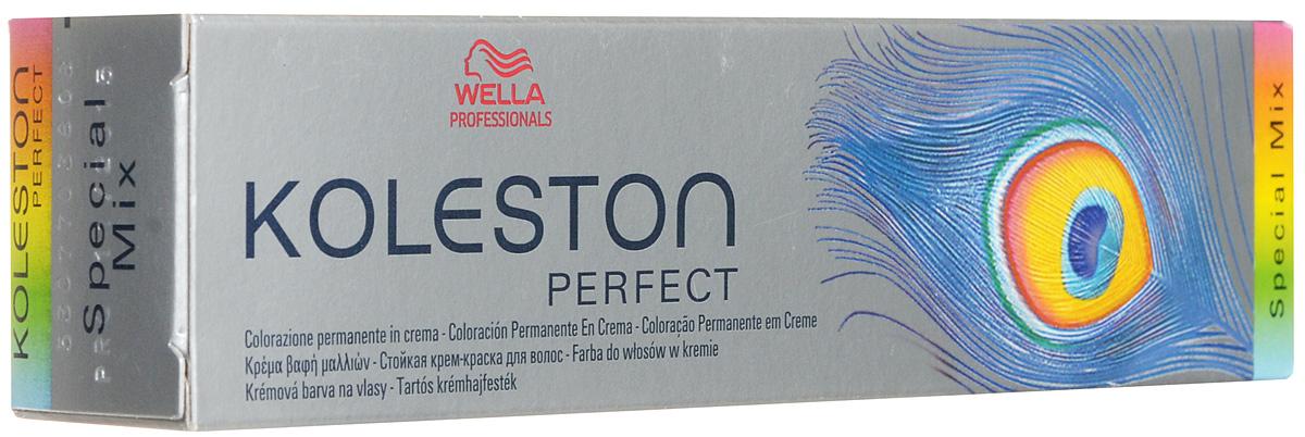 Wella Краска для волос Koleston Perfect, оттенок 0/88, Синий Интенсивный, 60 млMP59.4DWella KOLESTON PERFECT 0/88 синий интенсивный предназначена для того, чтобы волосы обрели новый насыщенный и натуральный цвет, не страдая при этом. Новая разработка немецких ученых позволит сохранить хорошее внешнее состояние волос: блеск, упругость, отсутствие секущихся кончиков. Преимущество краски заключается в том, что она имеет минимальное количество вредных компонентов, а комплекс активных гранул защищает и укрепляет волосы. В составе также имеются липиды, которые придают волосам дополнительного объема без утяжеления. Молекулы и активатор играют не менее важную роль в составе. Они укрепляют корни волос, ведь именно они максимально нуждаются в питании и восстановлении. Краска имеет нежный аромат, который не вызывает аллергических реакций. Она хорошо подходит всем видам волос. Текстуру смешивают с эмульсией для достижения лучшего результата.