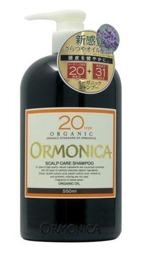 Ormonica Органический шампунь для ухода за волосами и кожей головы Scalp Care Shampoo, 550 млFS-00897Шампунь разработан на основе природных очищающих и ухаживающих компонентов, создает мягкую нежную пену и тщательно очищает волосы и кожу головы. Содержит 20 органических компонентов и 31 природный компонент, в том числе 11 натуральных масел. В составе 95% натуральных ингредиентов!Экстракты коры и корней растений освежают кожу головы и поддерживают корни волос в здоровом состоянии.Органические масла оливы, ши и жожоба регулируют выделение кожного сала, надолго сохраняя волосы и кожу головы чистыми.Растительные масла и экстракты плодов, цветков и листьев увлажняют, сохраняют влагу и питают, делают кожу головы здоровой, а волосы – гладкими,шелковистыми и блестящими.Без силикона, ПАВ на основе нефтепродуктов, минеральных масел, синтетических красителей и парабенов. Гипоаллергенный.Обладает освежающим ароматом лаванды и зелени. Эффект ароматерапии.