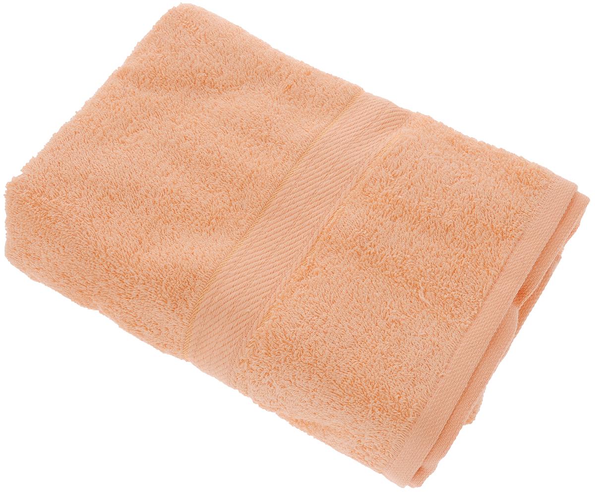 Полотенце Aisha Home Textile, цвет: бежевый, 70 х 140 см531-105Махровые полотенца AISHA Home Textile идеальное сочетание цены и качества. Полотенца упакованы в стильную подарочную коробку. В состав входит только натуральное волокно - хлопок. Лаконичные бордюры подойдут для любого интерьера ванной комнаты. Полотенца прекрасно впитывает влагу и быстро сохнут. При соблюдении рекомендаций по уходу не линяют и не теряют форму даже после многократных стирок.Состав: 100% хлопок.