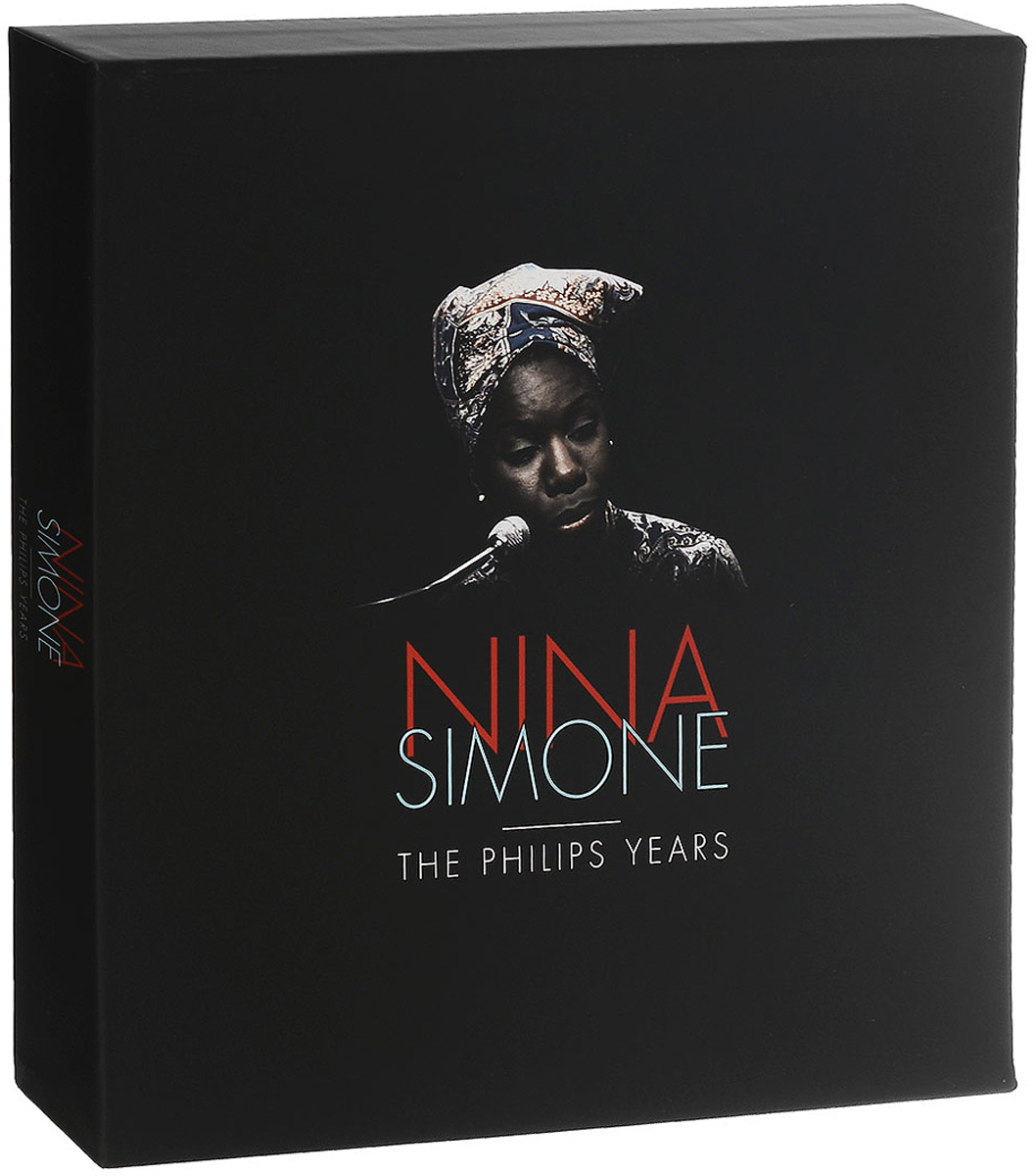Нина Симон Nina Simone. The Philips Years (7 LP) боди с маской для глаз simone red s