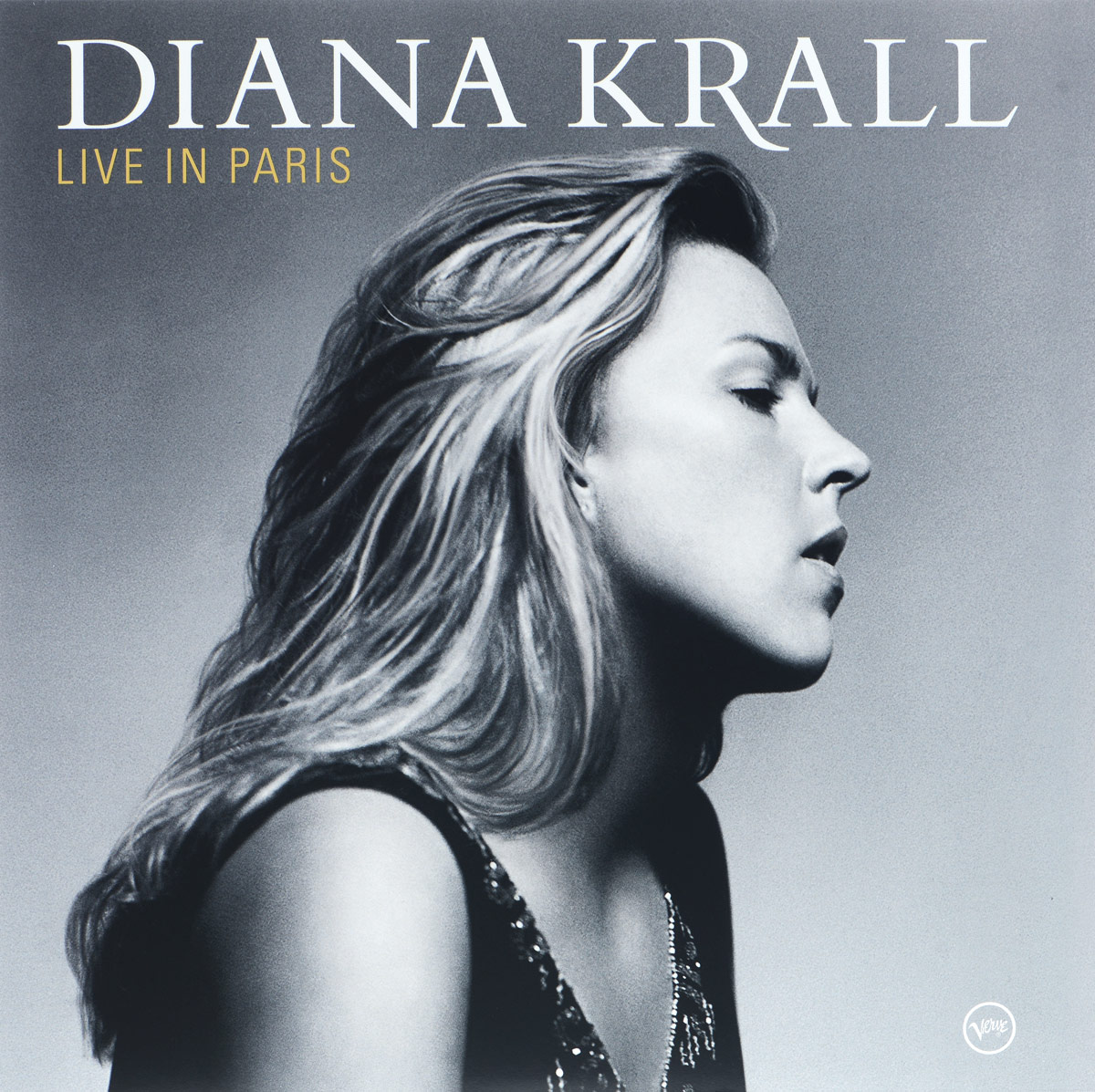 Дайана Кролл Diana Krall. Live In Paris (2 LP) 2015 10